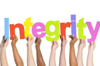 Integrity; The Undeniable Shadow Figure of your Being