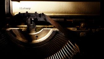 History – A Bizarre Script